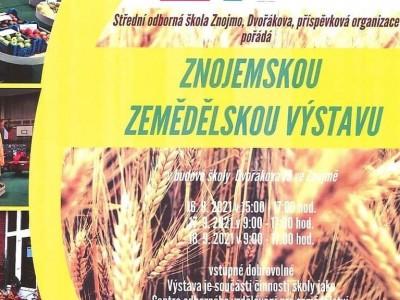 Znojemská zemědělská výstava 2021