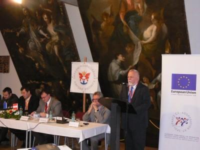 Konference Vítejte u nás 2012